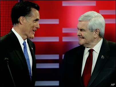 Romney Spokesman Slams Newt: Obama Would Have Newt for &quot;Breakfast at Tiffany&#039;s&quot;