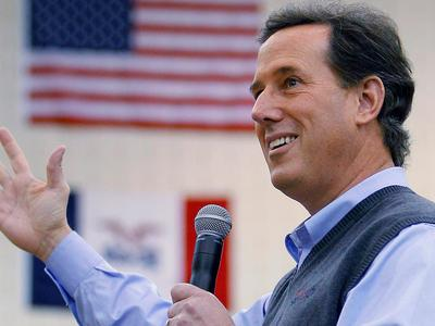 CPAC 2012: Full Speech by Rick Santorum