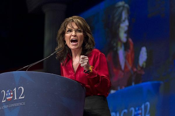 CPAC 2012: Full Speech by Sarah Palin