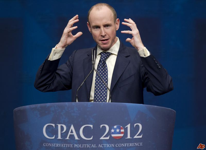 CPAC 2012: Full Speech by Daniel Hannan, Member of the EU Parliament
