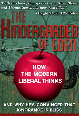 "Joyce Kaufman: Interview with Evan Sayet about his book ""KinderGarden Of Eden: How the Modern Liberal Thinks"""