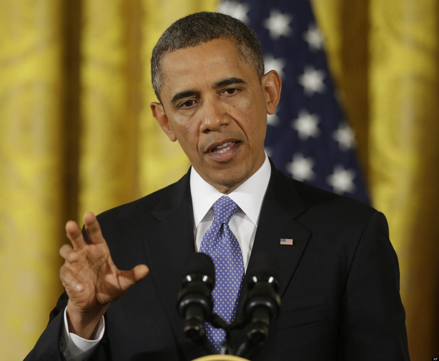 Obama: Talking Points With Benghazi a 'Sideshow'