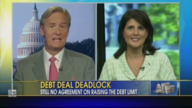 Gov. Nikki Haley Gives Her Take On How Washington Can Balance The Budget Without Raising Taxes