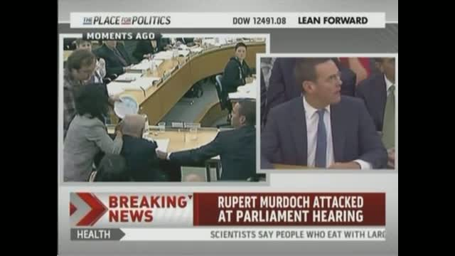 MSNBC's Contessa Brewer: Murdoch Attacker 'Encapsulates' British Mood
