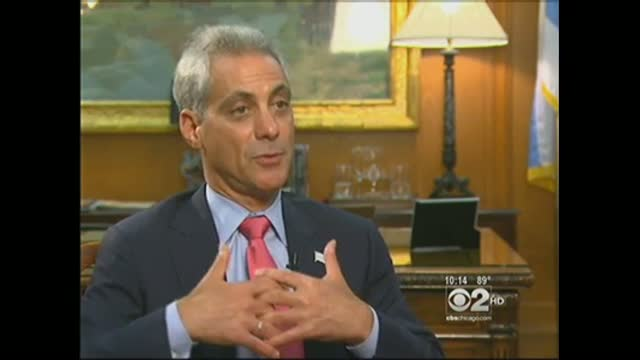 Chicago Public Schools Not Good Enough For Rahm's Kids