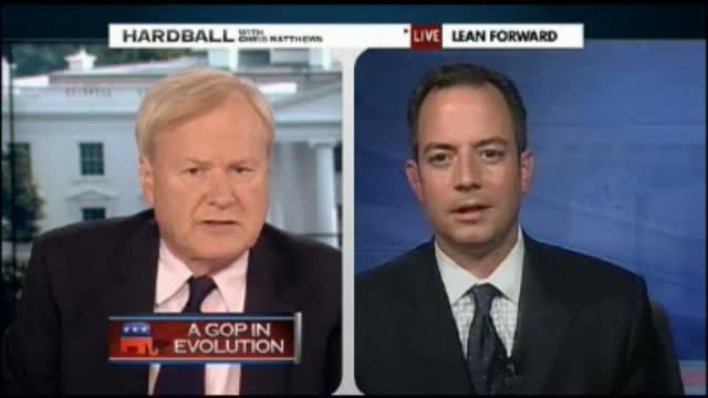 Matthews: Wouldn't it Be Scary to Have President That Doesn't Believe in Evolution or Climate Change?
