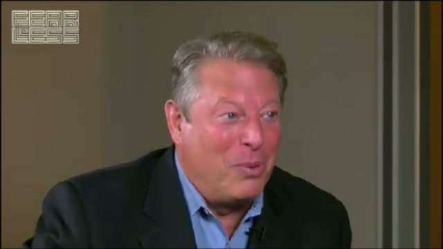 Gore: Scientists Wouldn't Lie for Money to Advance Global Warming Theory - But Skeptics Would