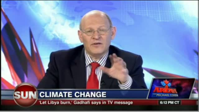 Michael Coren interviews Dr. Tim Ball on Global Warming