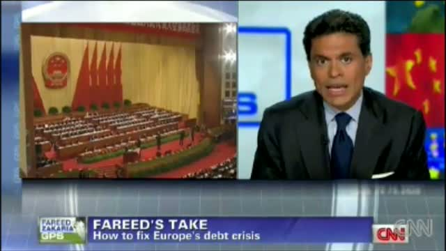CNN's Zakaria: Head of International Monetary Fund Should Exclusively Be Chinese From Now On
