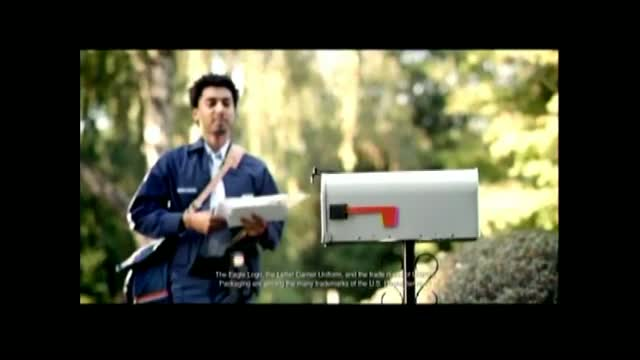 Pathetic Post Office Commercial Urges Americans To Go Low-Tech