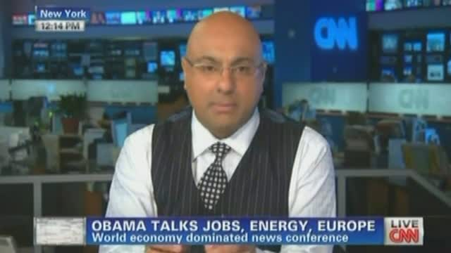 CNN's Velshi Admits Press Went Soft on Obama Tax Hike