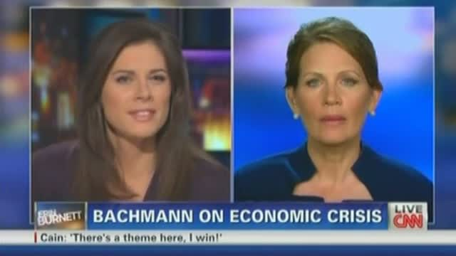 CNN's Burnett: Aren't Tax Hikes Part of 'Rational' Deficit Strategy?