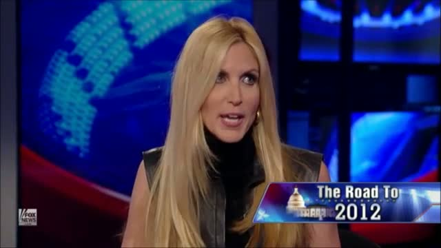 Ann Coulter: Media Will 'Lie About the Economy' To Get Obama Reelected