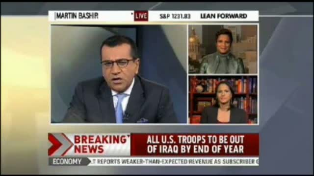 "Bashir Asks Liberal Guest 'Do You Think Herman Cain Can Spell the Word ""Iraq?'"""