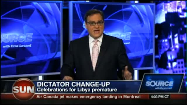 "Ezra Levant on Libya and the ""arab Spring"". Excellent."