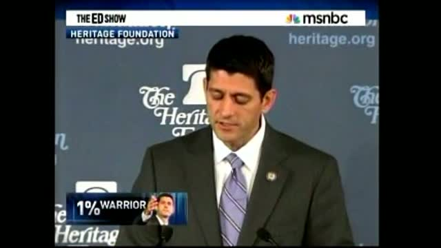 Schultz: Ryan &#039;Inciting Civil War.&#039; Grayson: Republicans &#039;Real Killers&#039;