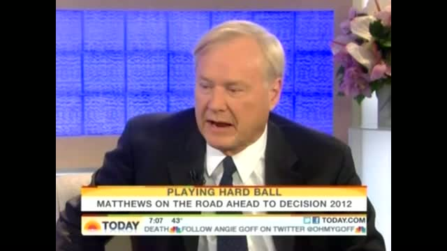 Chris Matthews Speculates Herman Cain Sexually Harassed Women While Drunk