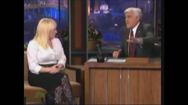 Jay Leno Calls Newt Gingrich a 'Hot Air Balloon'
