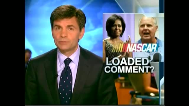 ABC Elevates Left-Wing Hit, Charges 'Limbaugh Hurls Racially-Charged Words at the First Lady'