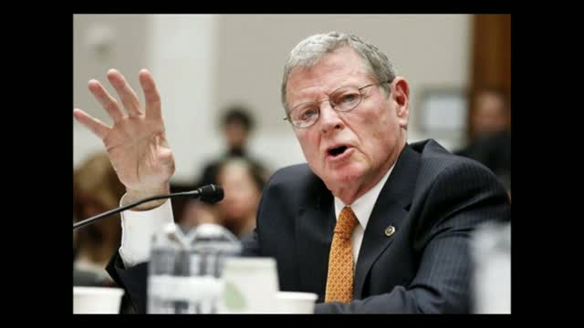 Sen. Inhofe Talks to NewsBusters About Global Warming, Gingrich and Politico&#039;s Energy Policy Maker of the Year