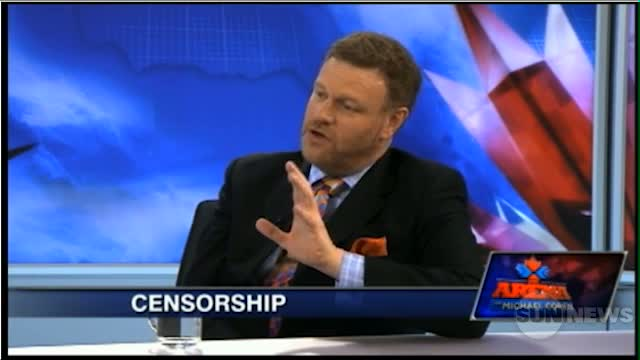 Mark Steyn on Michael Coren clip 1 Nov 30 2011