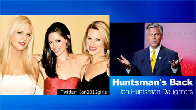 Jon's Daughters: 'Huntsman's Back'
