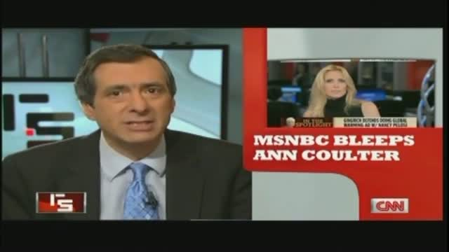 Howard Kurtz Rips Ann Coulter for Being Bleeped by MSNBC, Defends New Morning Joe Ad