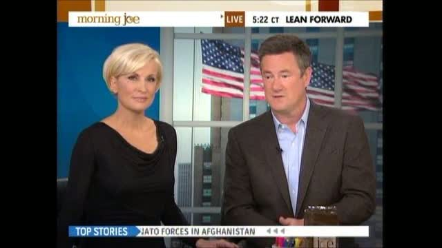 Scarborough Makes Case For Newt--But Says He's 'Danger To America' And Would Be Routed By Obama