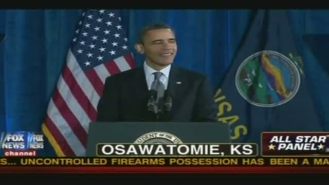 Fox News Highlights Obama's Gaffe: Great to be Back in Texas!