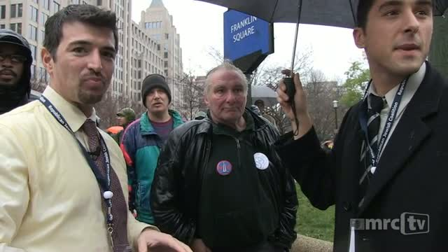 62 Arrested As Occupy DC Hits K Street