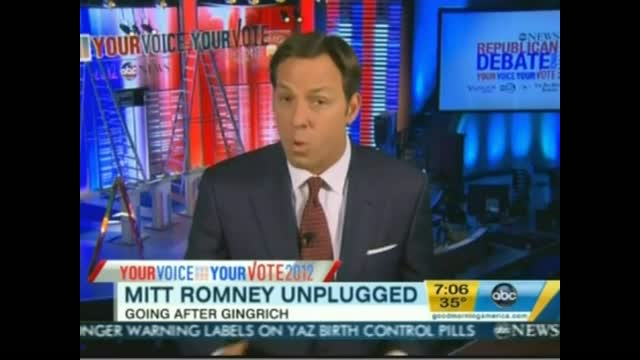 A Day After Juvenile 'Mitt Happens' Joke, Jake Tapper Dismisses Romney as 'Elmer Fudd'