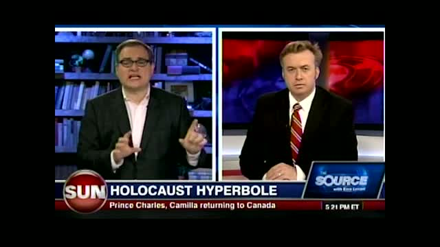 Ezra Levant Brian Lilley on Sayid Sowahardis preposterous claims