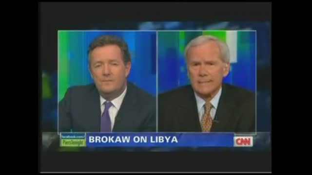 Tom Brokaw: President Clinton Thought Saddam Hussein Had WMD