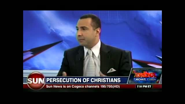 Michael Coren: Persecution of Christians, slaughter in Iraq Dec 14 2011