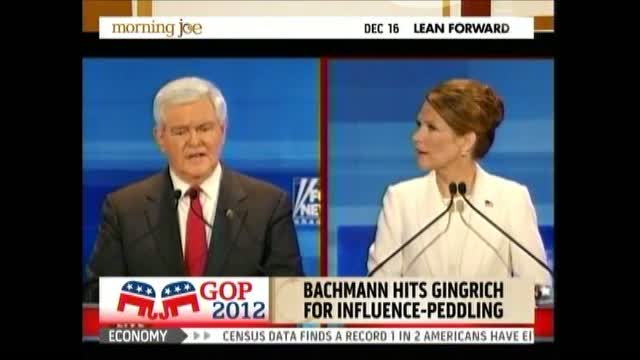 Wild Ride At Morning Joe: Bachmann Praised, Sachs To Right Of Ron Paul, Dem CEOs Desert Obama