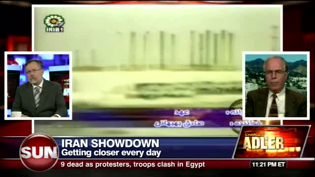 Charles Adler: Iran cannot be stopped Dec 17 2011