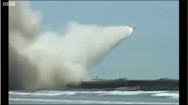 Iran tests S TO A missile Jan 1 2012