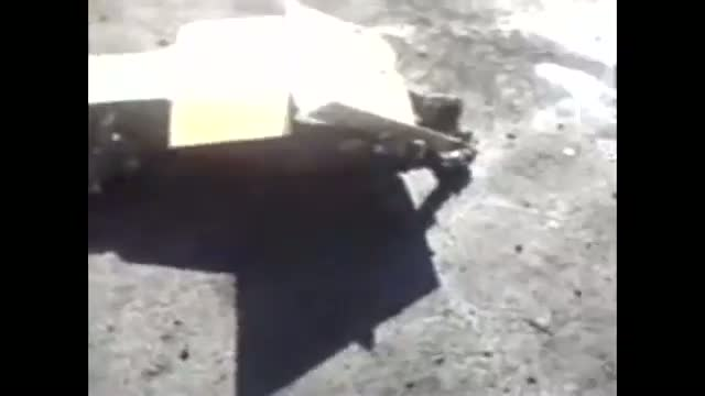 Amateur video taken after the massive explosion at missile site in Iran Nov 2011