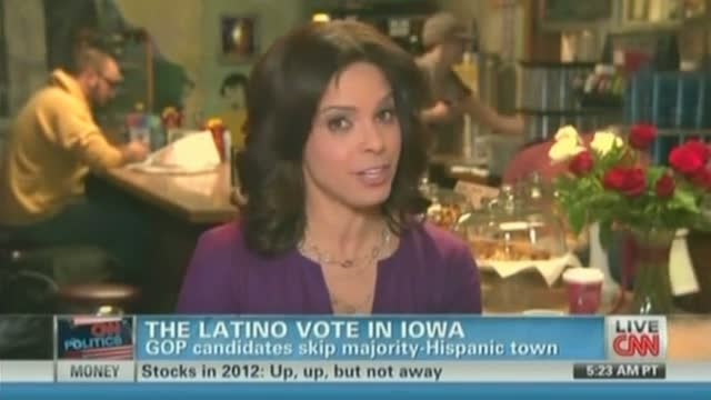 CNN Hits GOP for Not Campaigning In Majority-Hispanic Town, Fails to Report Heavily-Democratic Constituency