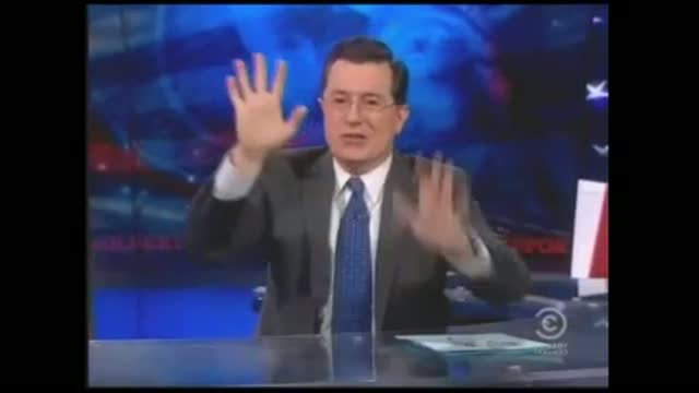 Colbert Mocks Santorum by Making Light of Partial-Birth Abortion Concerns