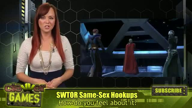 Star Wars Video Game Allows Same Sex Relationships