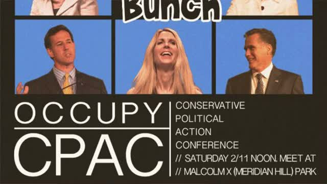 Despite Reports, Occupy DC Has No Plans To Break The Law During CPAC Protest...