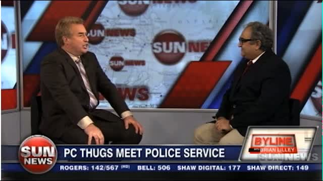 Tarek Fatah: Muslims dictate Toronto police policy March 14 2012