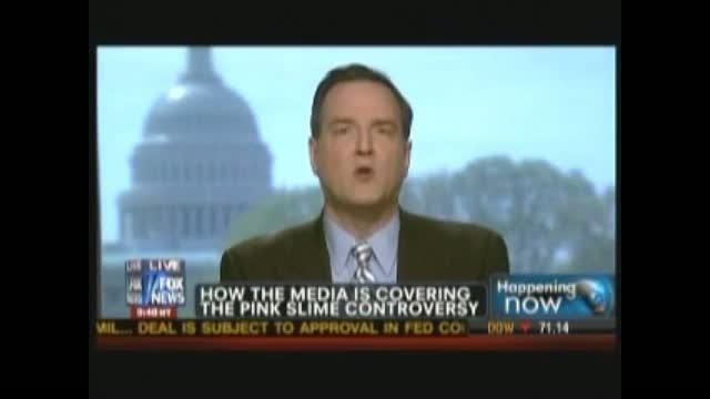 MRC VP Dan Gainor on FNC; Activist Term Pink Slim Smears American Compnay, Threatens Jobs