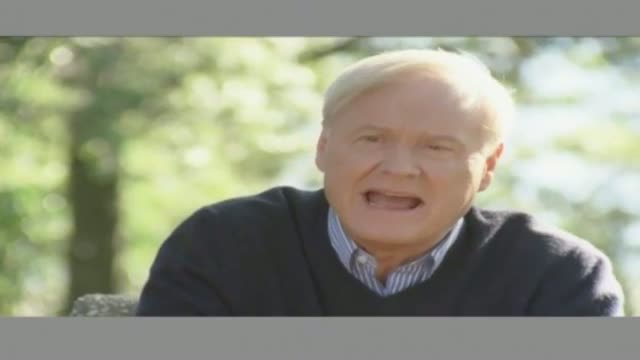 MSNBC's Chris Matthews Using Phony Winston Churchill Quote In New Lean Forward Ad