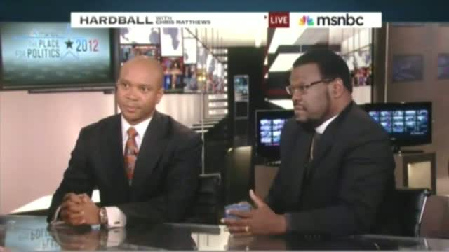 MSNBC's Chris Matthews to Black Pastor: 'I Hope You Evolve'