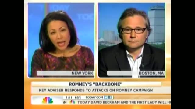 NBC's Curry: Is Romney 'On the Wrong Side of History' on Gay Marriage?