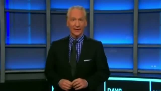 Bill Maher: If I Had A Son I Hope He Would Act LIke Trayvon Martin