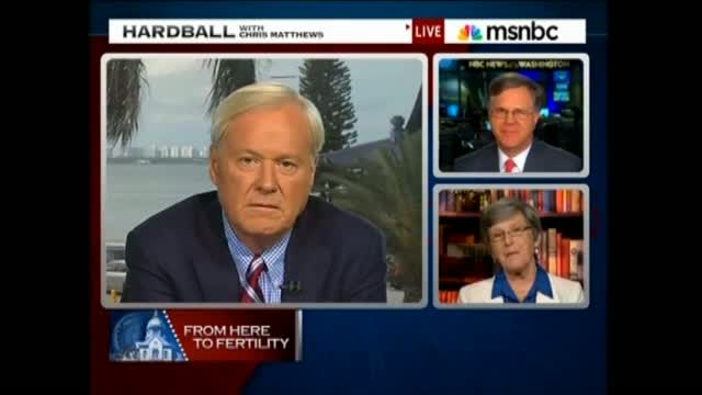 Chris Matthews: Are All Catholic Bishops Republican?
