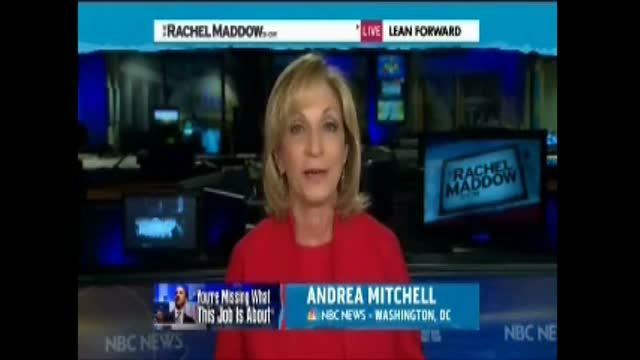 Andrea Mitchell Describes Obama Surrogates 'Speaking Honestly' as Headache for Campaign
